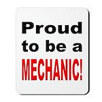 Proud Mechanic Mousepad
