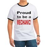 Proud Mechanic (Front) Ringer T