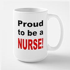 Proud Nurse Mug
