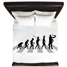 Snake Lover King Duvet