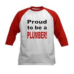 Proud Plumber (Front) Tee