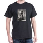 "Douglas Fairbanks ""The Black Pirate"" Black T-Shirt"
