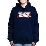 Severe Mma Women's Hooded Sweatshirt