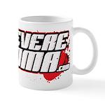 Severe Mma 11 Oz Ceramic Mug Mugs
