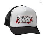 Severe MMA Logo Kids Trucker hat