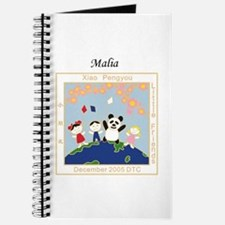 Malia Journal Notebook