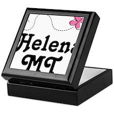 Helena Montana Gift Keepsake Box