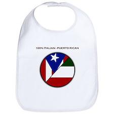 Italian / Puerto Rican Bib