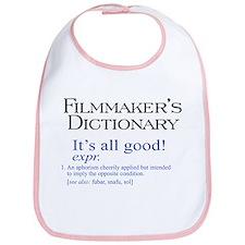 Film Dictionary: All Good! Bib