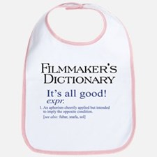 Film Dictionary: All Good! Bib