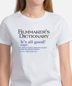 Film Dictionary: All Good! Tee