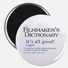 Film Dictionary: All Good! Magnet