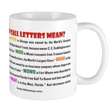 What Do Radio Station Call Letters Mean? Mug