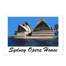 Opera House Painting Postcards (Package of 8)