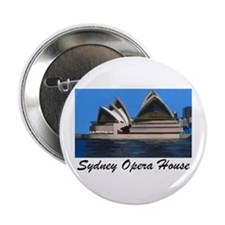 Opera House Painting Button/Badge