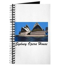 Opera House Painting Journal