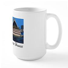 Opera House Painting Mug