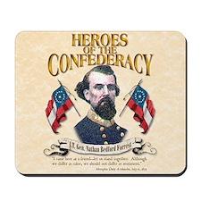 Lt. Gen Nathan Bedford Forrest Mousepad
