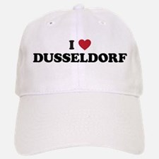 I Love Duesseldorf Baseball Baseball Cap