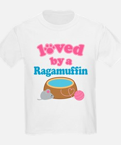 Loved By A Ragamuffin T-Shirt