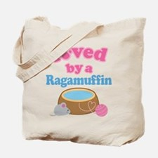Loved By A Ragamuffin Tote Bag