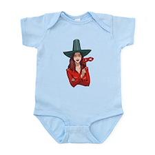 Witch Infant Bodysuit