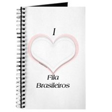 Fila Heart Journal