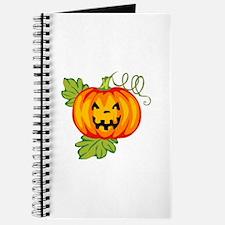 Pumpkin Journal