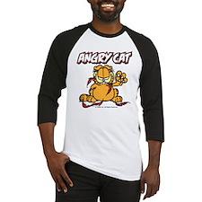 ANGRY CAT Baseball Jersey
