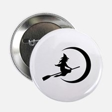 """Witch 2.25"""" Button (10 pack)"""