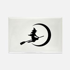 Witch Rectangle Magnet (10 pack)