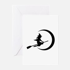 Witch Greeting Cards (Pk of 10)