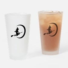 Witch Drinking Glass