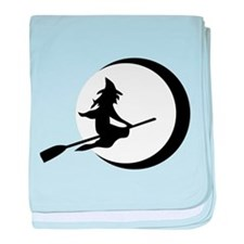 Witch baby blanket