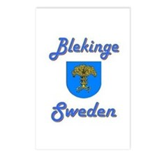 Blekinge Postcards (Package of 8)