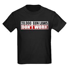 20,000 Gun Laws T
