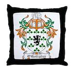O'Goligher Coat of Arms Throw Pillow