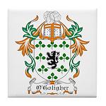 O'Goligher Coat of Arms Tile Coaster