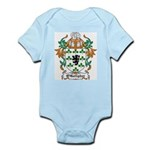 O'Goligher Coat of Arms Infant Creeper