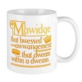 Princess bride Small Mugs (11 oz)