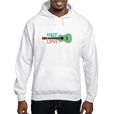 Uke Love Jumper Hoody