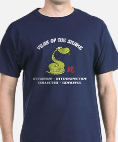 Funny Year of The Snake T-Shirt