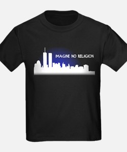 Imagine No Religion Twin Towers T