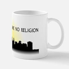 Imagine No Religion Twin Towers Mug