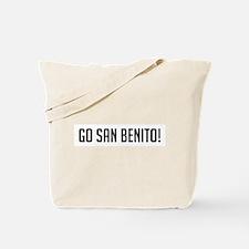 Go San Benito Tote Bag