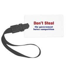 Dont Steal Luggage Tag