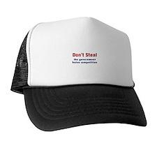 Dont Steal Trucker Hat