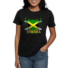 Jamaica Shield Tee