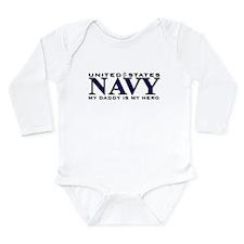 Navy Daddy Hero Body Suit
