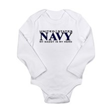 Navy Daddy Hero Body Suit